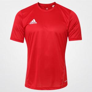 Camisa Adidas Core 15 Treino Masculina - Vermelho