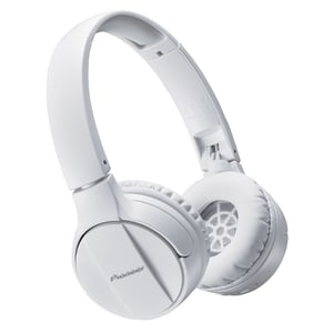 Fone de Ouvido Bluetooth Headphone Pioneer SE-MJ553BT-W