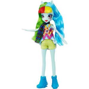 Oferta ➤ My Little Pony Equestria Girls Rainbow Dash – Hasbro   . Veja essa promoção
