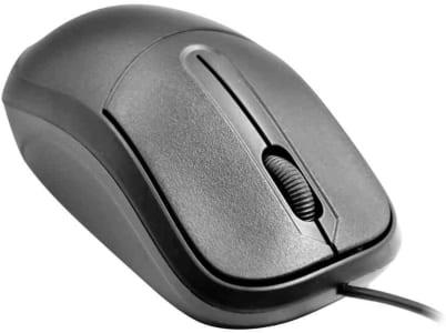 Mouse USB C3PLUS Preto, MS-35BK