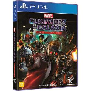 Game: Guardiões da Galaxia - PS4