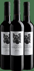 Trio Vinho Conde D Abrantes 2016