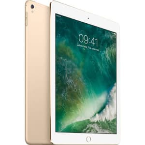 "iPad Pro 128GB Wi-Fi Tela Retina 9,7"" Dourado - Apple"