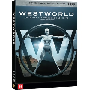 DVD - Westworld 1º Temporada: O Labirinto (3 Discos)
