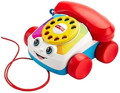 Confira ➤ Brinquedo Telefone Feliz Fisher-Price DPN22 – Mattel ❤️ Preço em Promoção ou Cupom Promocional de Desconto da Oferta Pode Expirar No Site Oficial ⭐ Comprar Barato é Aqui!