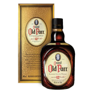 Whisky Old Parr 750ml