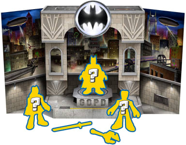 Fisher-Price Imaginext DC Batman Gotham City Conjunto Pop Up Figuras Surpresas