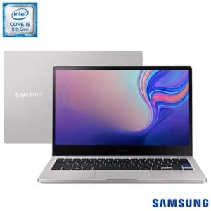 Notebook Samsung, Intel® Core™ i5, 8GB, 256GB SSD, Tela de 13,3'', Style S51 - NP730XBE-KP2BR