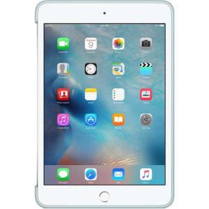 Case de Silicone para iPad Mini 4 - Turquesa