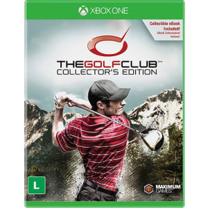 Game - The Golf Club Collectors Edition - XBOX One (Cód. 122998657)