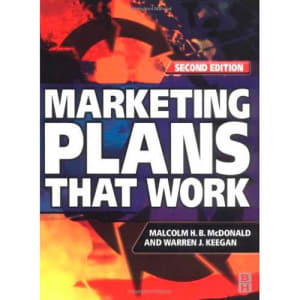 Livro - Marketing Plans That Work