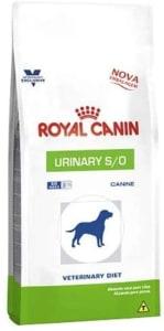 Ração Royal Canin Canine Veterinary Diet Urinary S/O para Cães Adultos 2Kg