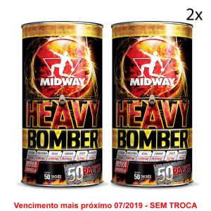 Kit Midway 2x Heavy Bomber 50 Packs