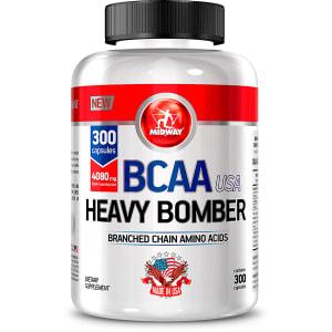 BCAA Heavy Bomber Midway 300 Caps