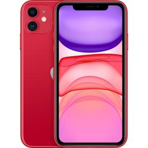 iPhone 11 256GB Vermelho iOS 4G Wi-Fi Câmera 12MP - Apple