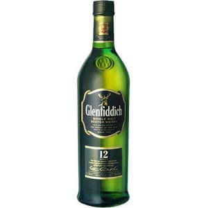 Whisky Glenfiddich 12 Anos Single Malte 750ml