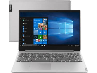 "Notebook Lenovo Ideapad S145 81WT0005BR - Intel Celeron 4GB 500GB 15,6"" Windows 10 - Magazine Ofertaesperta"