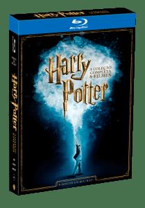 Blu-Ray Harry Potter - A Coleção Completa - 8 Discos