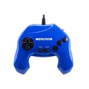 Master System 40 Jogos Plug & Play - Azul