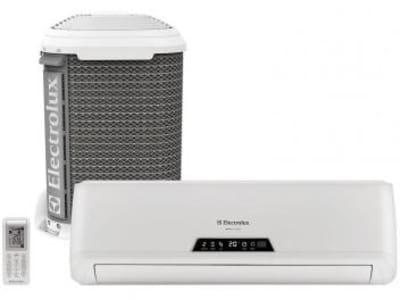 Ar-Condicionado Split Electrolux 9.000 BTUs Frio - Ultra Filter Ecoturbo VI09F/VE09F Autolimpante - Magazine Ofertaesperta