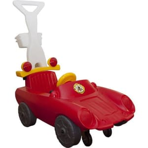 Mini Veículo com Haste Bombeiro - Freso