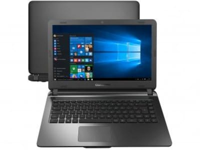 "Notebook Compaq Presario CQ-31 Intel Celeron 4GB - 500GB LED 14"" Windows 10 Home - Magazine Ofertaesperta"