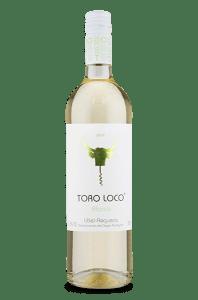 Toro Loco D.O.P. Utiel-Requena Blanco 2016 (750 ml)