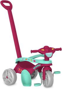 Triciclo Mototico Passeio & Pedal Bandeirante