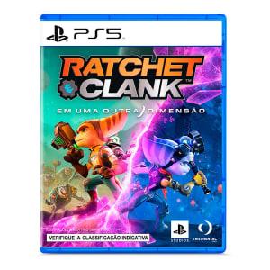 Jogo Ratchet & Clank: Em Uma Outra Dimensão - PS5