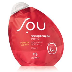 Máscara Express Recuperação Intensa SOU - 200ml