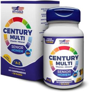 Multivitaminico Century Multi Senior Homem 100 comprimidos
