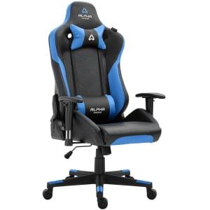 Confira ➤ Cadeira Gamer Alpha Gamer Zeta Black Blue – AGZETA-BK-BL ❤️ Preço em Promoção ou Cupom Promocional de Desconto da Oferta Pode Expirar No Site Oficial ⭐ Comprar Barato é Aqui!