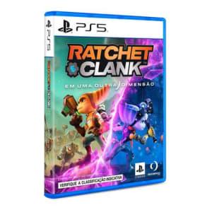 Confira ➤ Game Ratchet & Clank Em Uma Outra Dimensão PlayStation 5 – Sony ❤️ Preço em Promoção ou Cupom Promocional de Desconto da Oferta Pode Expirar No Site Oficial ⭐ Comprar Barato é Aqui!