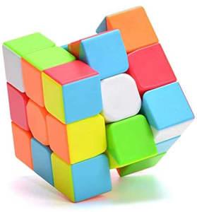 Cubo Mágico Profissional 3x3x3 Warrior W Stickerless