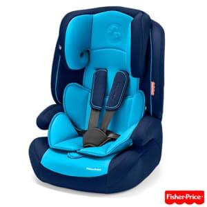 Cadeira para Auto Iconic 9-36 Kg Azul BB580 - Fisher Price