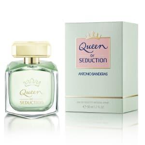 Perfume Queen Of Seduction Feminino Antonio Banderas EDT 50ml - Incolor
