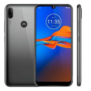 Smartphone Motorola Moto E6 Plus XT2025-1 32GB Cinza Metalico