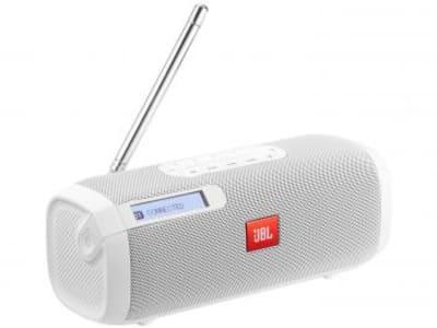 Caixa de Som Bluetooth JBL Tuner FM Portátil 5W - USB - Magazine Ofertaesperta