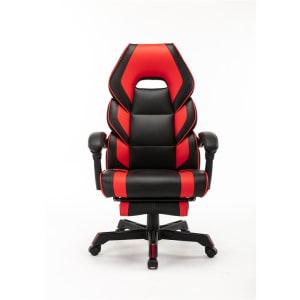 Cadeira Gamer Vermelho/Preto - HC-2643