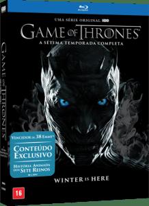 Blu-Ray Game Of Thrones - 7ª Temporada - 5 Discos (Cód: 9911113)