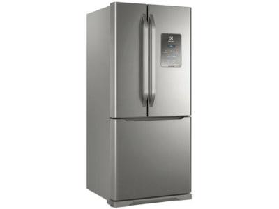Geladeira/Refrigerador Electrolux Frost Free Inox - French Door 579L Multidoor DM84X - Magazine Ofertaesperta