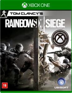 Tom Clancy's Rainbow Six Siege - Xbox One (Cód: 9168406)