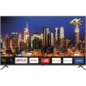 """Smart TV LED 58"""" Philco PTV58F80SNS Ultra HD 4k com Conversor Digital 4 HDMI 2 USB Wi-Fi com Netflix - Space Gray"""