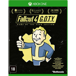 Jogo Fallout 4: Game of the Year Edition - Xbox One
