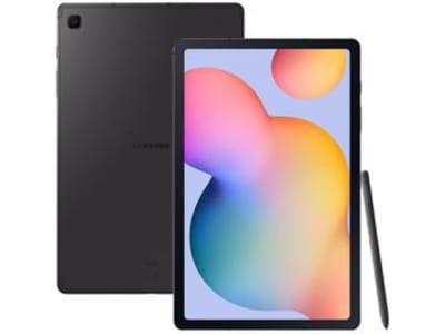 "Tablet Samsung Galaxy Tab S6 Lite 10,4"" 4G Wi-Fi - 64GB Android 10 Octa-Core com Caneta e Capa - Magazine Ofertaesperta"