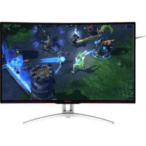 """Monitor Gamer Agon 31,5"""" Curvo 144hz 4ms Display Port AG322FCX - AOC"""