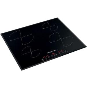 Cooktop 4 bocas de indução Brastemp com timer touch - BDJ62AE - 220VBDJ62AE