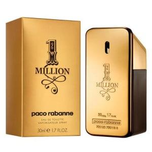 Perfume 1 Million Paco Rabanne - Masculino - EDT 30ml