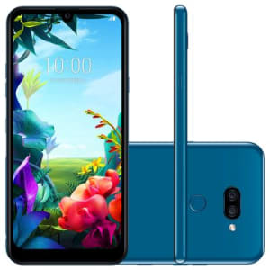 Smartphone LG K40S LMX430BMW 32GB Azul