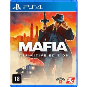[Pré-Venda] Jogo Mafia Definitive Edition - PS4